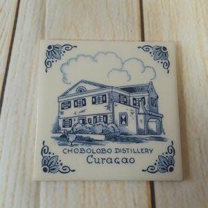 Chobolobo Distillary Curacao Landmarks Holland